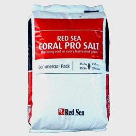 Соль Red Sea Coral Pro Salt 25кг на 750л (эконом. мешок)